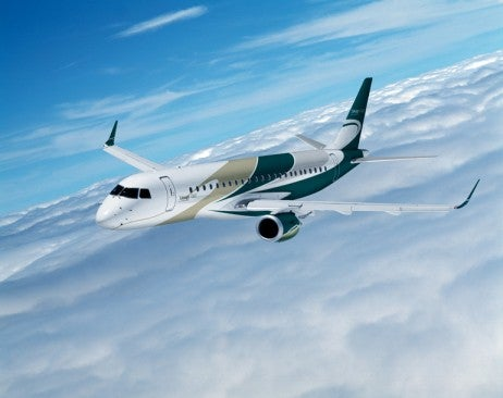 Lineage 1000E from Embraer Executive Jets