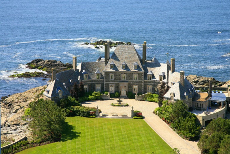 Jay leno buys seafair estate in newport rhode island Beach houses in rhode island