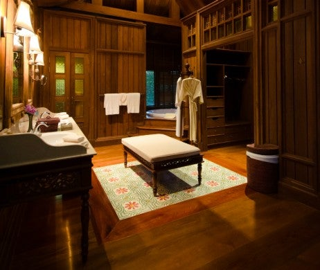 Mandarin Oriental has hotels and spas around the world
