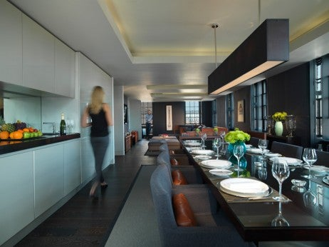 LONDON SUITE / GROSVENOR HOUSE APARTMENTS BY JUMEIRAH LIVING