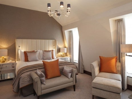 PENTHOUSE SUITE / INTERCONTINENTAL LONDON WESTMINSTER