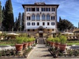 Rose Garden and Villa / Il Salviatino