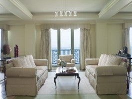 Living Room / The Ritz-Carlton Suite