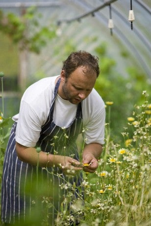 Simon Rogan at farm_