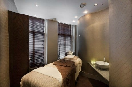 The Refinery Spa Room