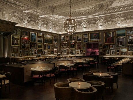 berners tavern dining room_