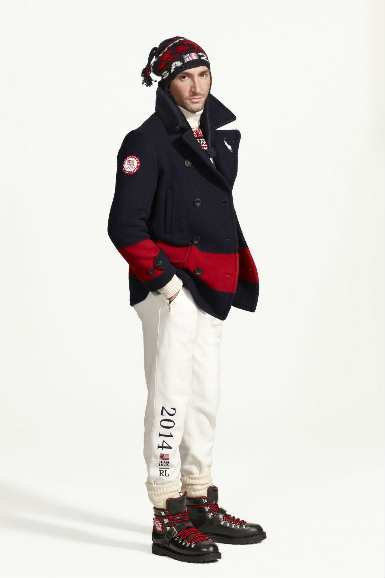 Ralph Lauren Unveils Team Usa S Closing Ceremony Uniforms