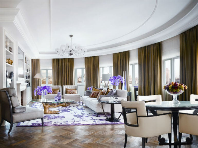 Contact Capital One >> Hotel Suite Tour: Royal Penthouse Suite at Corinthia Hotel ...