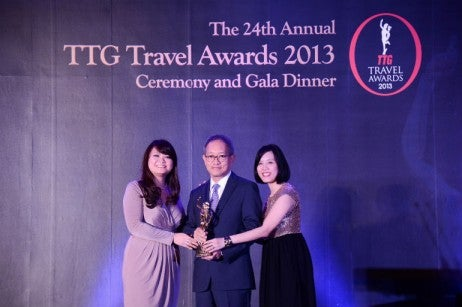ttg travel awards_