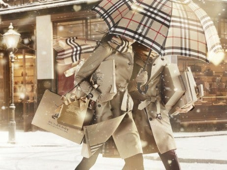 Burberry With Love - Campaign Image_