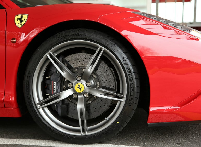 What Ferrari Wanted With The 458 Speciale Elite Traveler