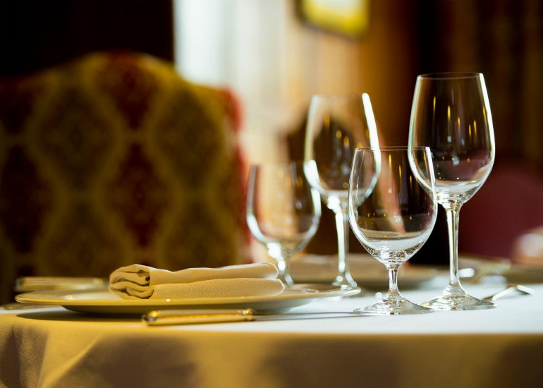 Gidleigh Tables Which Are The Best Restaurants