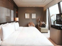 Master Bedroom / Imperial Suite