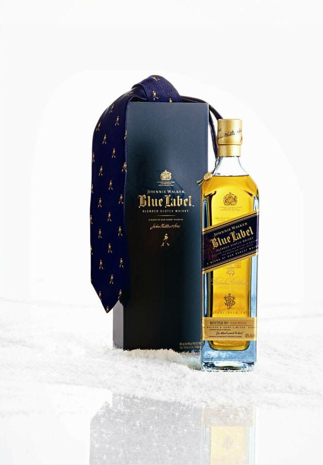 Johnnie Walker Blended Scotch Whisky And Brooks Brothers