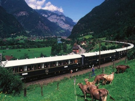 Countryside Passage / Venice Simplon-Orient-Express