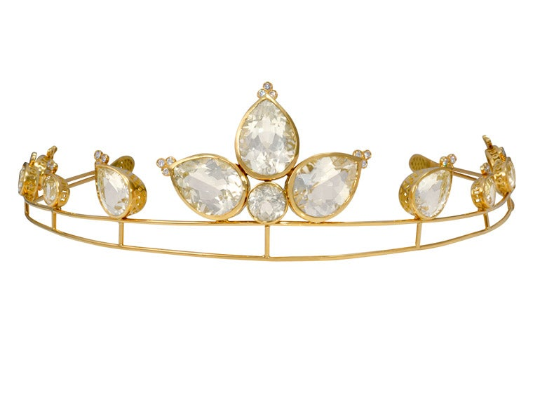 Ray Griffiths Regency Tiara