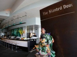 The-Slanted-Door