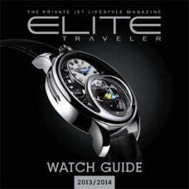 Elite Traveler Watch Guide 2013/14