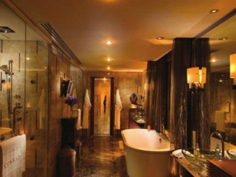 Master Bath / Presidential Suite