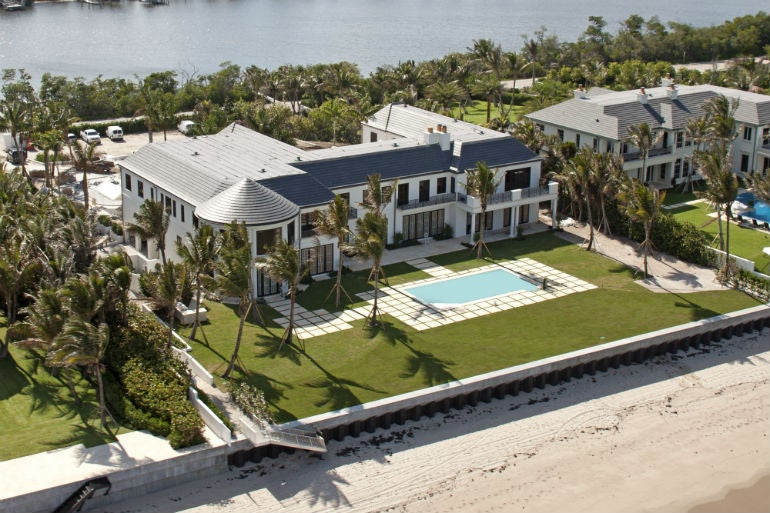 What 45 Million Can Buy Superb Sea Views In Palm Beach