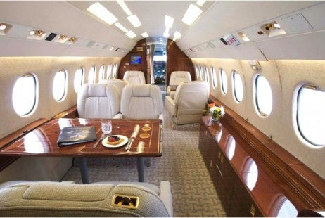 Falcon 2000 Private Jet for Sale and Private Jets for Sale Worldwide.