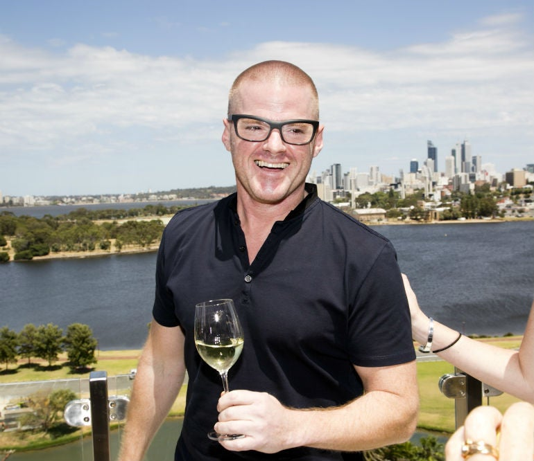Heston Blumenthal Among Michelin Star Chefs At Margaret