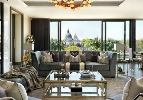 Global buyer trends the 39 safe haven 39 investments driving for High end interior designers london