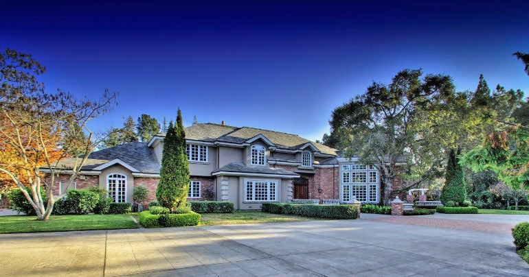 Most expensive homes in america elite traveler for Biggest house in california