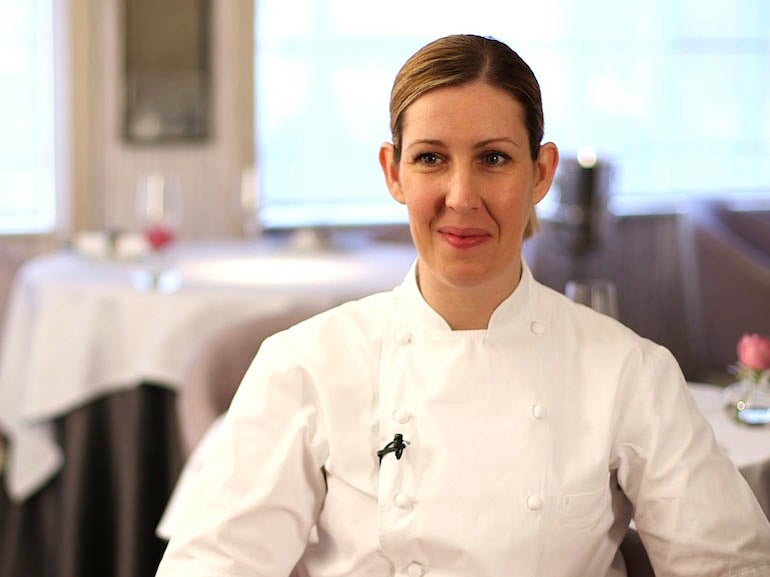 Elite Traveler Meets Clare Smyth Head Chef At Restaurant Gordon Ramsay Elite Traveler