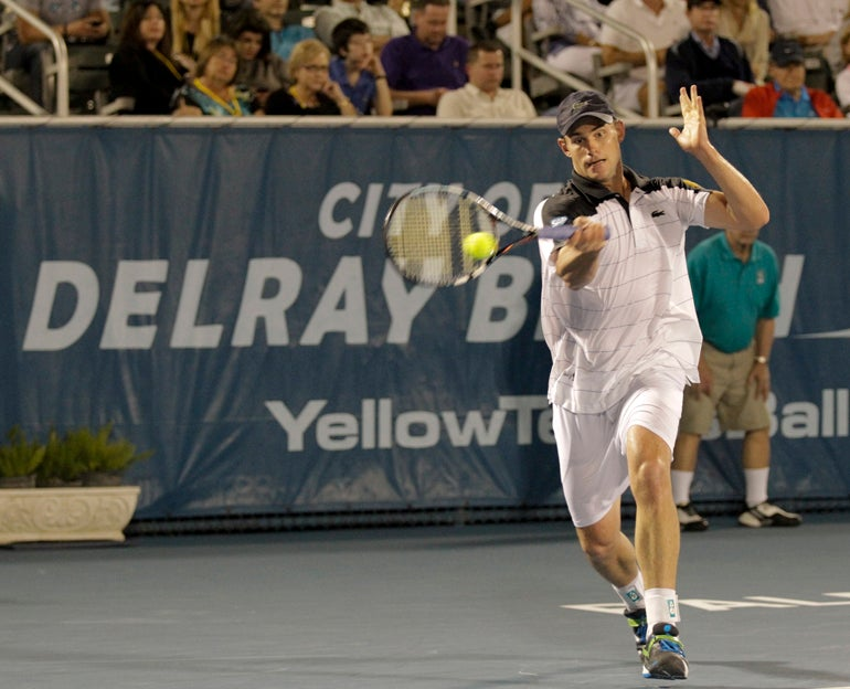 2017 Delray Beach International Tennis Championships And Championship Tour