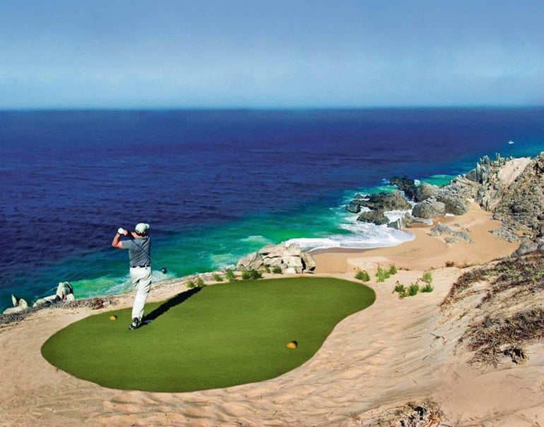 Spectacular New Golf Offerings In Los Cabos Elite Traveler