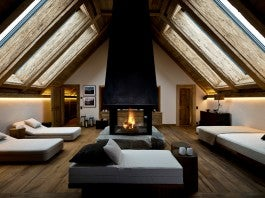 Panorama Suite The Alpina Gstaad