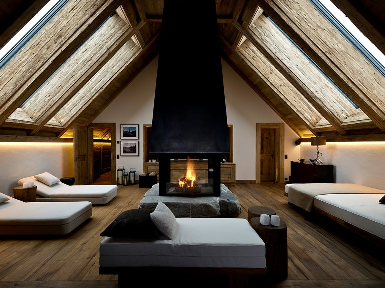 The Alpina Gstaad Debuts New Suite Elite Traveler - Gstaad alpina