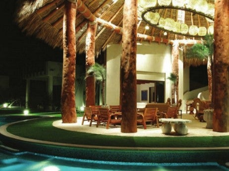 Pool Palapa / Casona Don Carlos