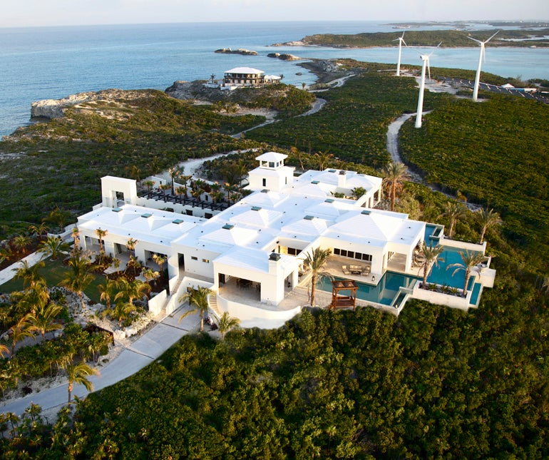 Nicaragua Luxury Homes: Private Island Over Yonder Cay Adds Unique Golf Experience