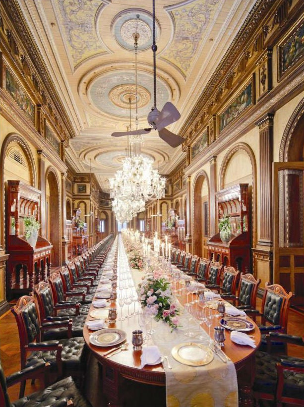 Private Dining In Hyderabad