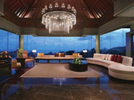 Living Room / Presidential Villa