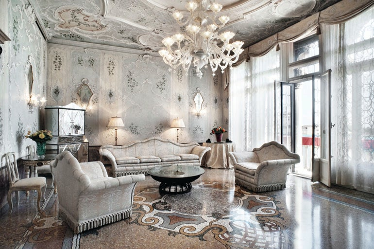 Elite Presents The Top Suites Of Venice Elite Traveler