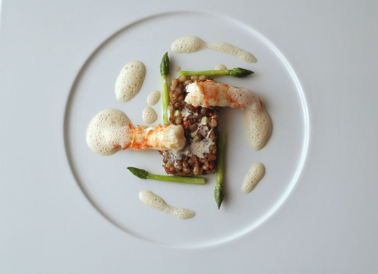 first create your own tasting menu restaurant arrives in london