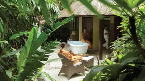 four seasons sayan spa