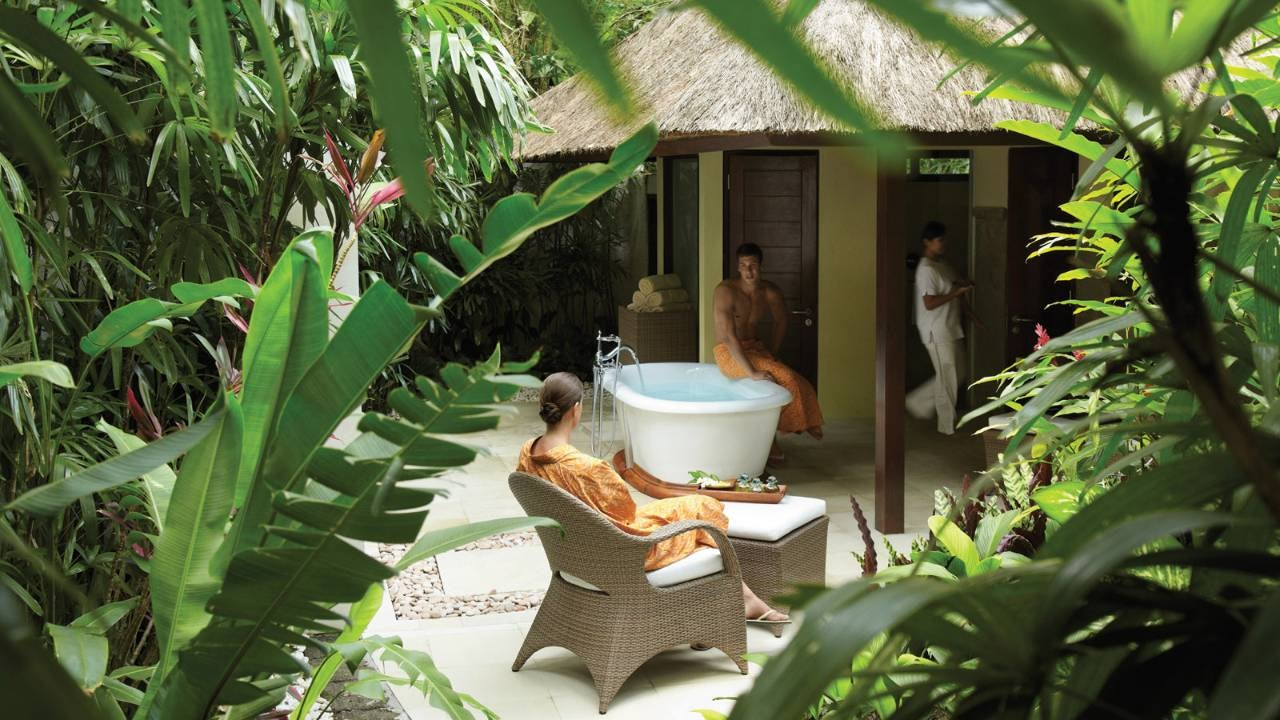 Four seasons resort bali offers healing and wellness for 3 day spa retreat