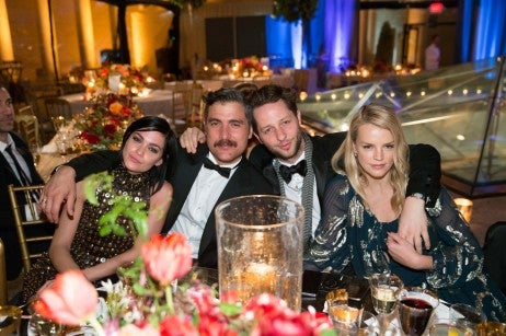 Salvatore Ferragomo and the Junior Committee of the Fine Arts Museums of San Francisco Present The 2014 Mid-Winter Gala