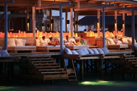 Six Senses Laamu Chill Bar