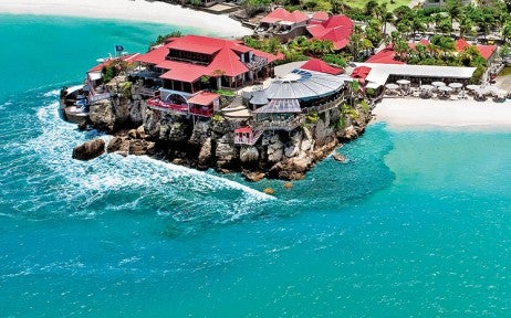 Island of Saint Barths, French West Indies