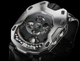 URWERK UR-105M Iron Knight