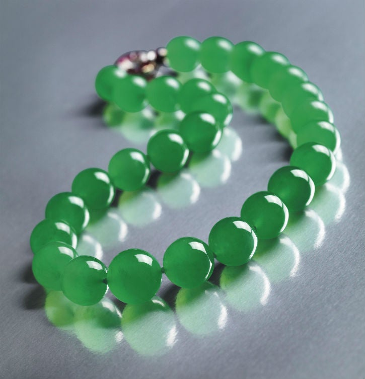 Sotheby S Achieves World Auction Record For Jadeite Jewelry And