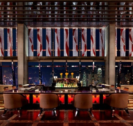 lounge and bar ritz carlton_