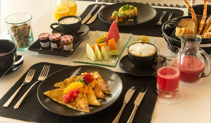 A Breakfast With A Difference At Bali S One Eleven Elite