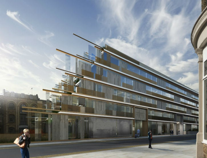 Nobu hotel to open in shoreditch london elite traveler for London hotel chicago