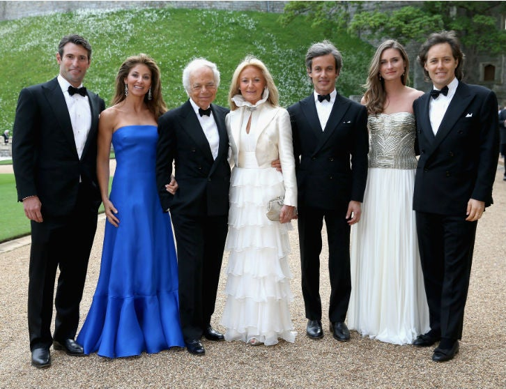 Ralph Lauren Centre For Breast Cancer Research Announced 2014